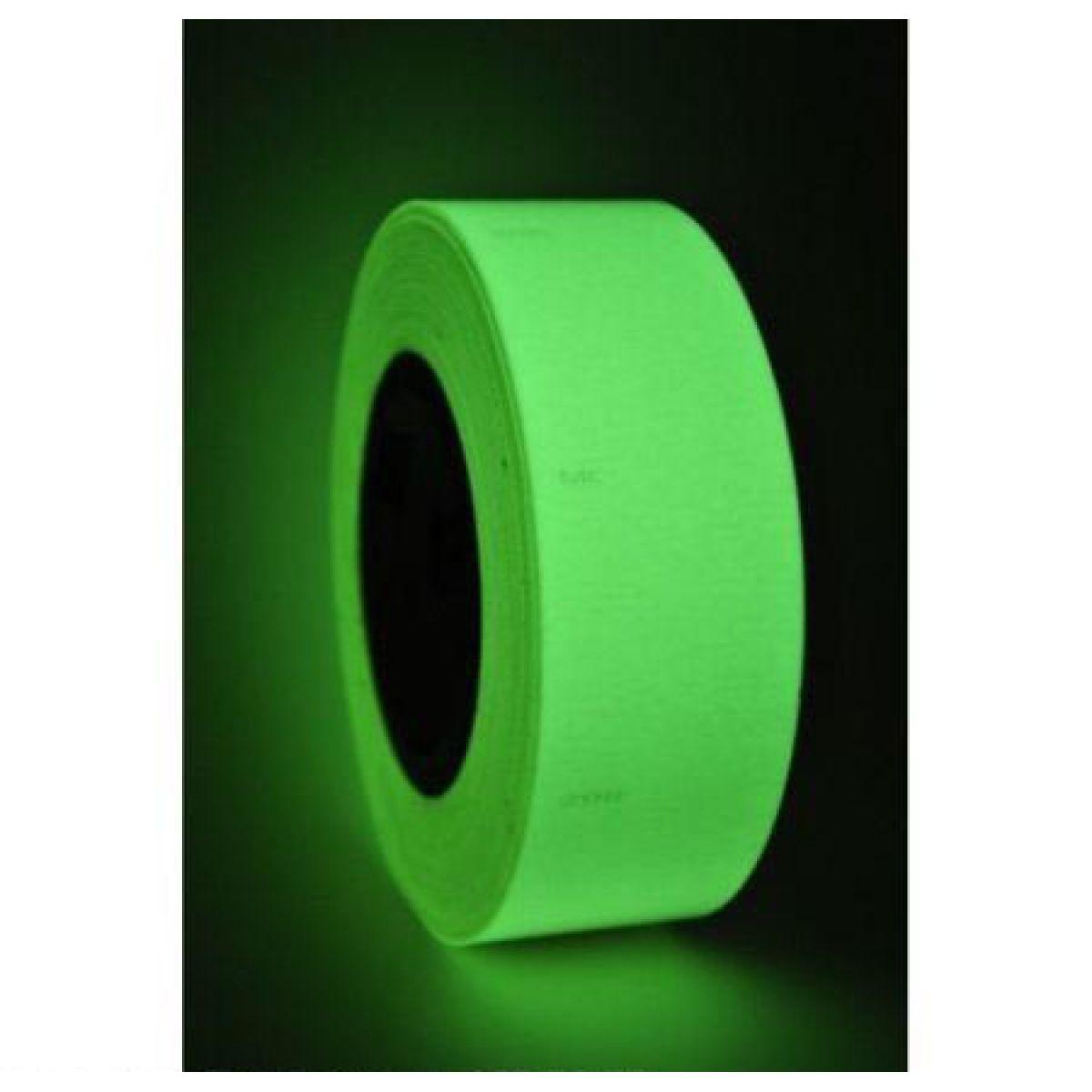 Фотолюминисцентная противоскользящая лента US530, белая