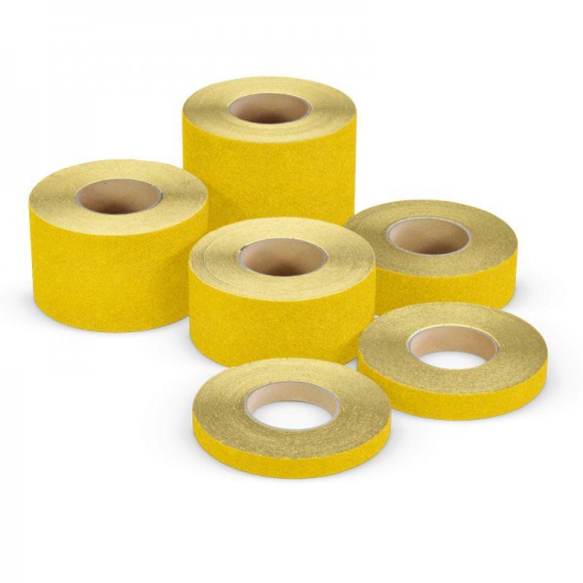 Лента противоскользящая желтая высокой проходимости премиум US505