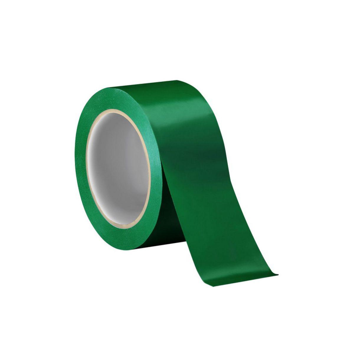 Ленты маркировочная, зеленая 5cm*22m