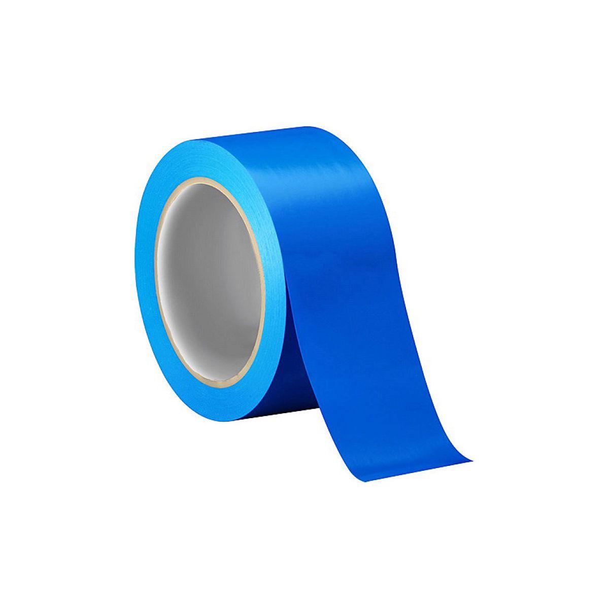 Ленты маркировочная, синяя 5cm*22m