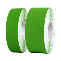Износостойкая лента  для напольной разметки US501, зеленая 18,3 м.