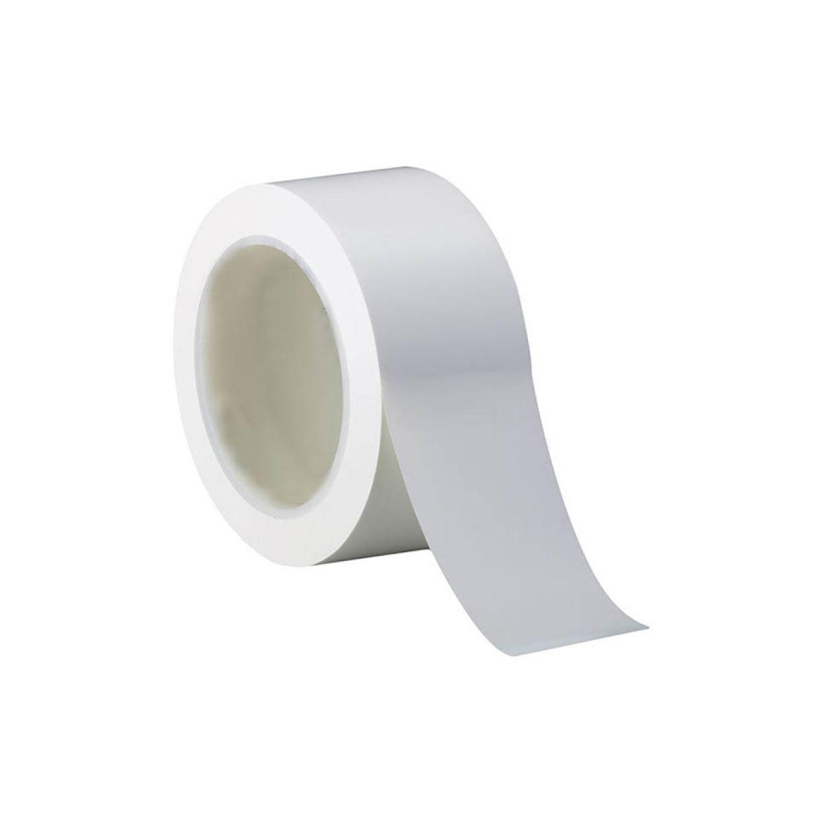 Лента маркировочная белая 5cm*22m