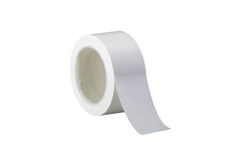 Лента ПВХ для разметки, белая 5cm*22m