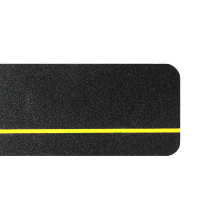 Лента-полоса противоскольжения US536, светоотражающая 600*150 мм