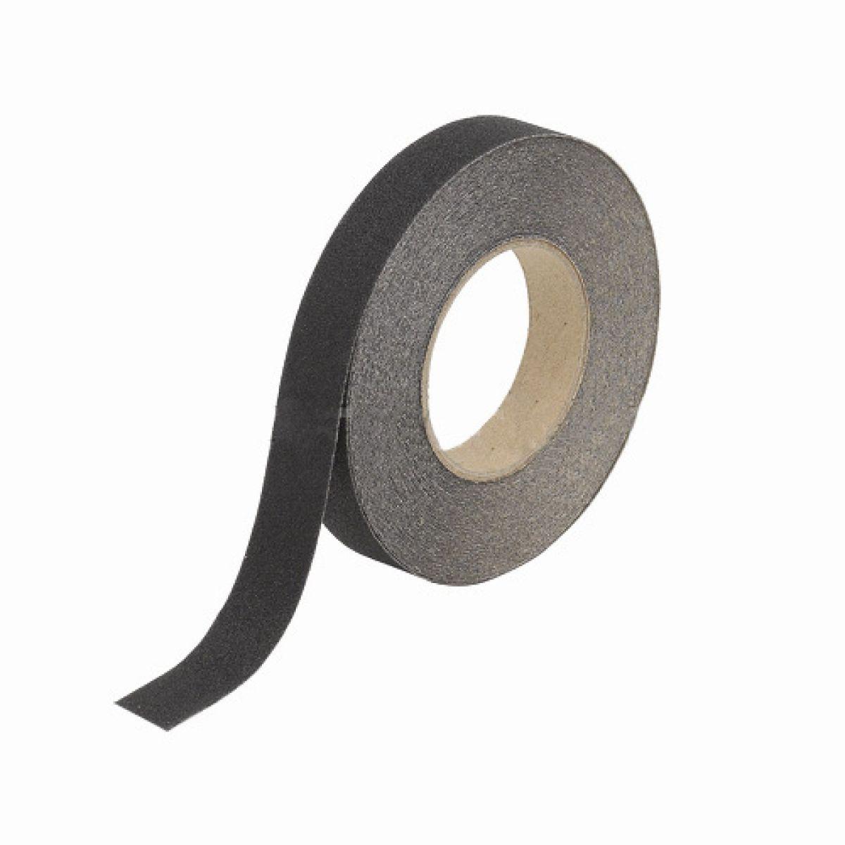 Лента противоскользящая черная 25 мм*18,3 м