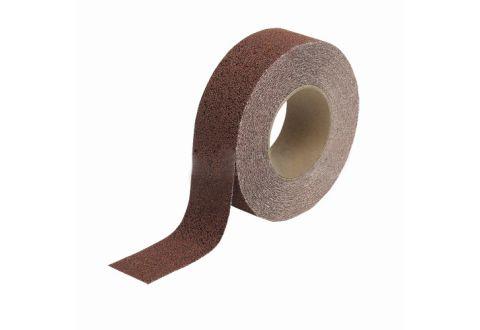 Лента противоскользящая коричневая 50 мм*18,3 м