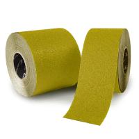 Лента противоскользящая US501 желтая 100 мм*18,3 м
