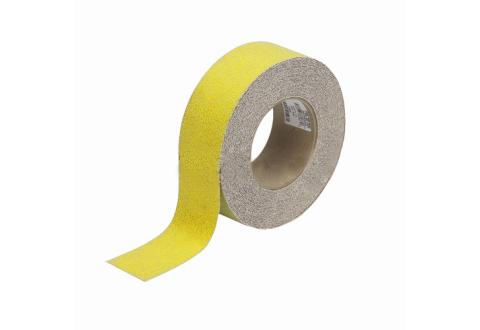 Лента противоскользящая US501 желтая 50 мм*18,3 м