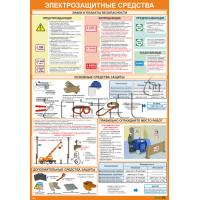 2302 Электрозащитные средства и знаки безопасности
