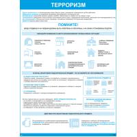 2440 Плакат информационный  Терроризм