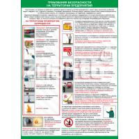 2613 Требования безопасности на территории предприятия