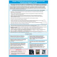 2515 Общие требования безопасности при разгрузке различных видов грузов. Грузовые лифты