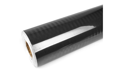Пленка светоотражающая US440 черная 1,24м*45,7м