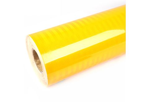 Пленка светоотражающая US440 желтая 1,24м*45,7м