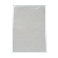 Карман для перекидной демо-системы цвет: белый
