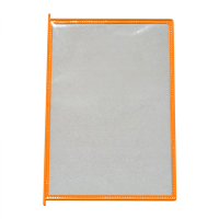 Карман для перекидной демо-системы цвет: оранжевый