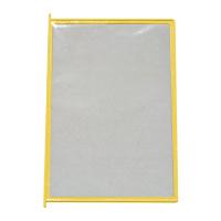 Карман для перекидной демо-системы цвет: желтый