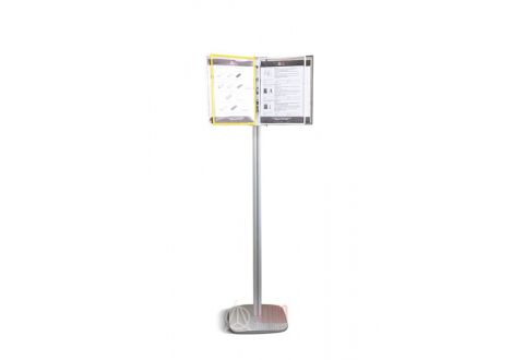Напольная перекидная демо-система 1,4м