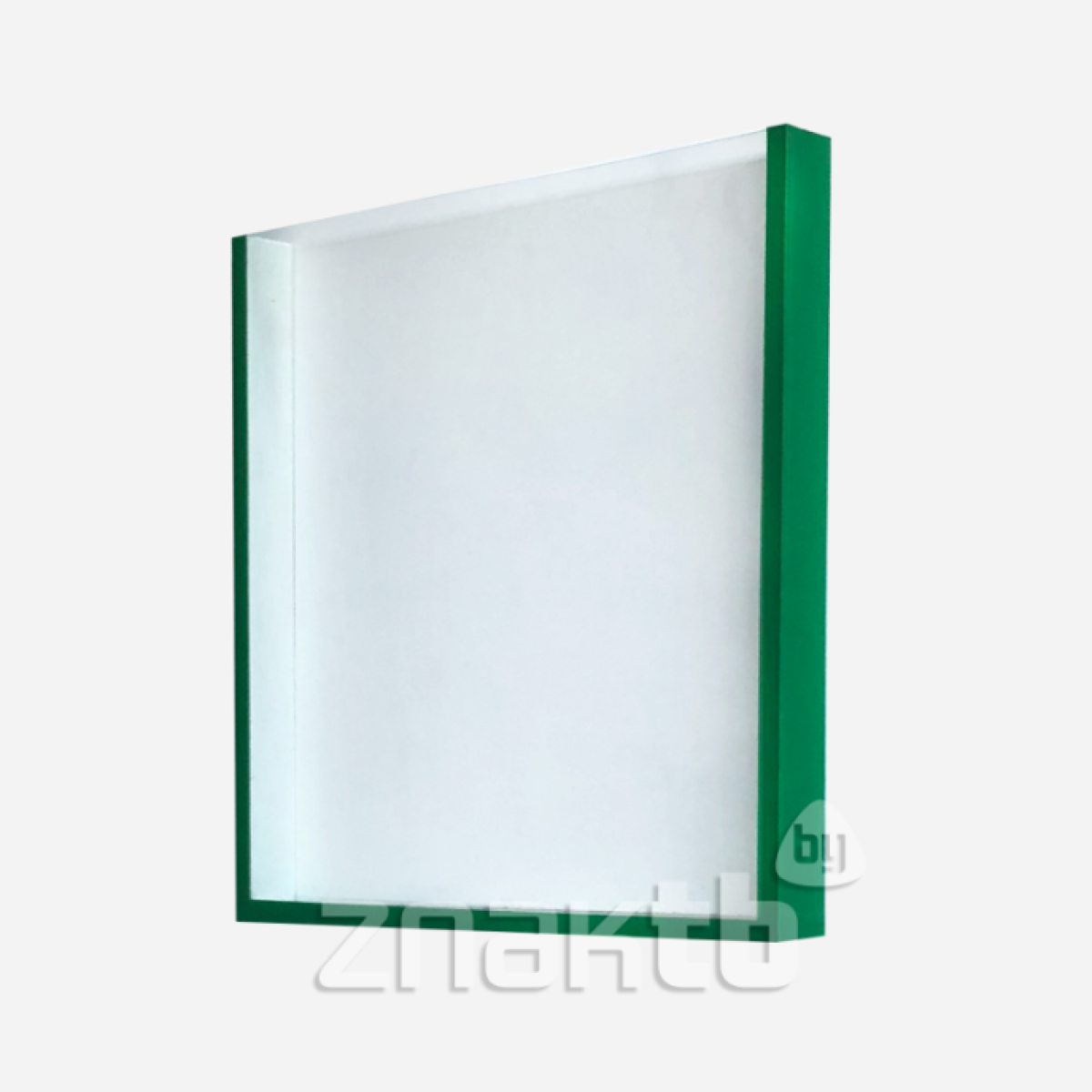 Карман пластиковый объемный А4