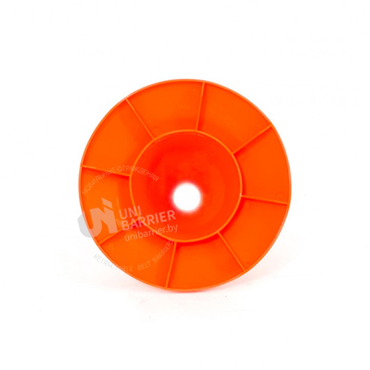 981310 Конус сигнальный 320 мм со светоотражающей полосой