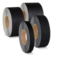 Крупнозернистая лента противоскольжения US545, черная 50 мм*18,3 м