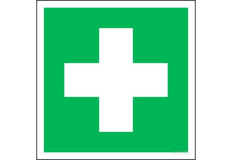210 Знак Аптечка первой медицинской помощи код ЕС01