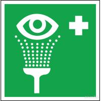 218 Знак Пункт обработки глаз код ЕС04