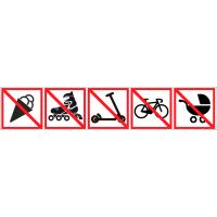 759 Знаки комбинированные запрещающие