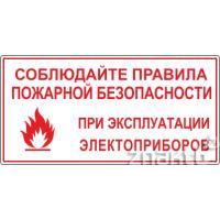 184 Соблюдайте правила пожарной безопасности